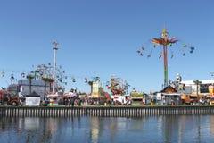 Florida State Fairground. Fun fulled Florida state fairground Stock Photos