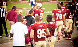 Florida State Football Stock Images