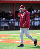 Florida State head baseball coach Mike Martin Stock Images