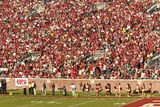 Florida State Home Football Game Royalty Free Stock Images