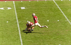 Florida State Kicker Royalty Free Stock Photo