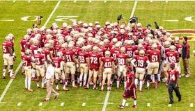 Florida State Seminole Football Stock Photography