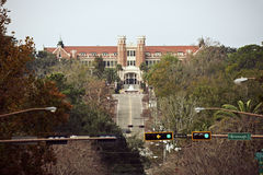 Florida State University. In Tallahassee Stock Photos