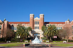 Florida State University Auditorium Royalty Free Stock Photography