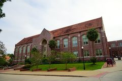 Florida State University. Campus building at Florida State University Stock Photography