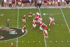 Florida State University Football Royalty Free Stock Photo