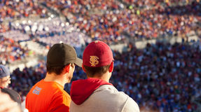 Florida State University Football Stock Image