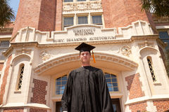Florida State University Graduate Royalty Free Stock Photos