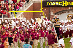 Florida State University Homecoming 2012 Royalty Free Stock Photography