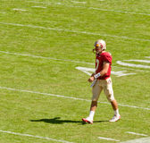 Florida State University Quarterback Stock Photography