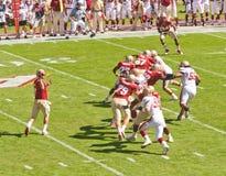 Florida State University Quarterback Stock Photo