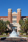 Florida State University Westcott Building. The administration Westcott Building at Florida State University in Tallahassee, Florida, USA on February 11, 2017 Royalty Free Stock Photography