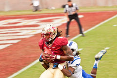 Florida State Wide Receiver Royalty Free Stock Images