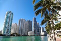 Florida stil, Miami Fotografering för Bildbyråer