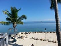 Florida-Strandurlaubsort Lizenzfreie Stockfotos