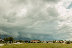 Florida Summer Storms royalty free stock photo