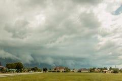 Florida Summer Storms Royalty Free Stock Photo