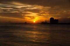 Florida Sunset Royalty Free Stock Photo