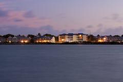 Florida tangenter på solnedgången Royaltyfri Fotografi