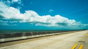 Florida tangenthuvudväg Royaltyfria Foton