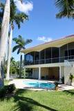 florida tropikalny domowy wielki obrazy royalty free