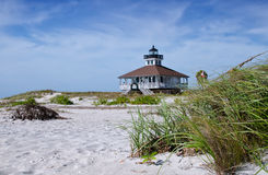 A Florida west coast lighthouse Royalty Free Stock Photography