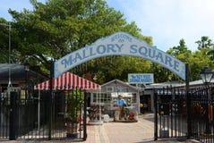 florida zachód kluczowy mallory kwadratowy Obrazy Royalty Free