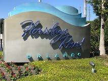 Floridays kurort, Orlando, Floryda Fotografia Royalty Free