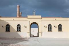 Florio tuna factory, Favignana Royalty Free Stock Photo