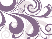 Florish background. vector illustration Royalty Free Stock Photo