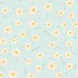 Florishachtergrond in pastelkleurtonen Royalty-vrije Stock Fotografie