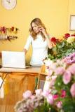 florist stock fotografie
