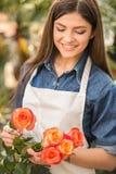 florist stock foto's