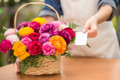 florist Immagine Stock