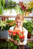 florist stock afbeeldingen