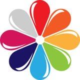 Florist Logo Stock Photo