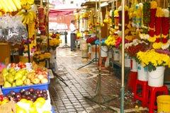 Florist shop in Kuala Lumpur Stock Images