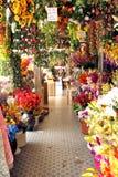 Florist shop Stock Photo
