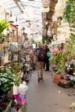 Florist shop Paris Stock Image