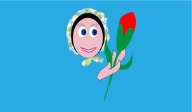 Florist vector Stock Photos