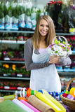 Florist Royalty Free Stock Photography