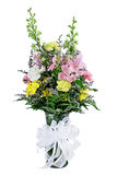 Florista Bouquet das flores fotos de stock