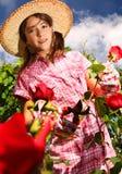 Florista novo imagens de stock