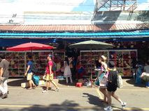 Florista Tailândia Imagem de Stock