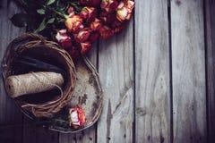 Floristic background Stock Photos
