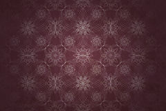 Floristic grung ornament background. Royalty Free Stock Image