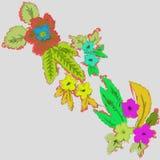 Floristics bild vektor illustrationer