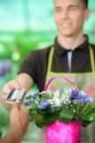 florists Royalty-vrije Stock Foto