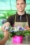 florists Royalty-vrije Stock Afbeeldingen
