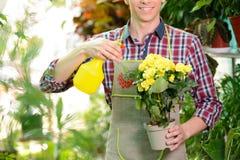 Florists Stock Photography